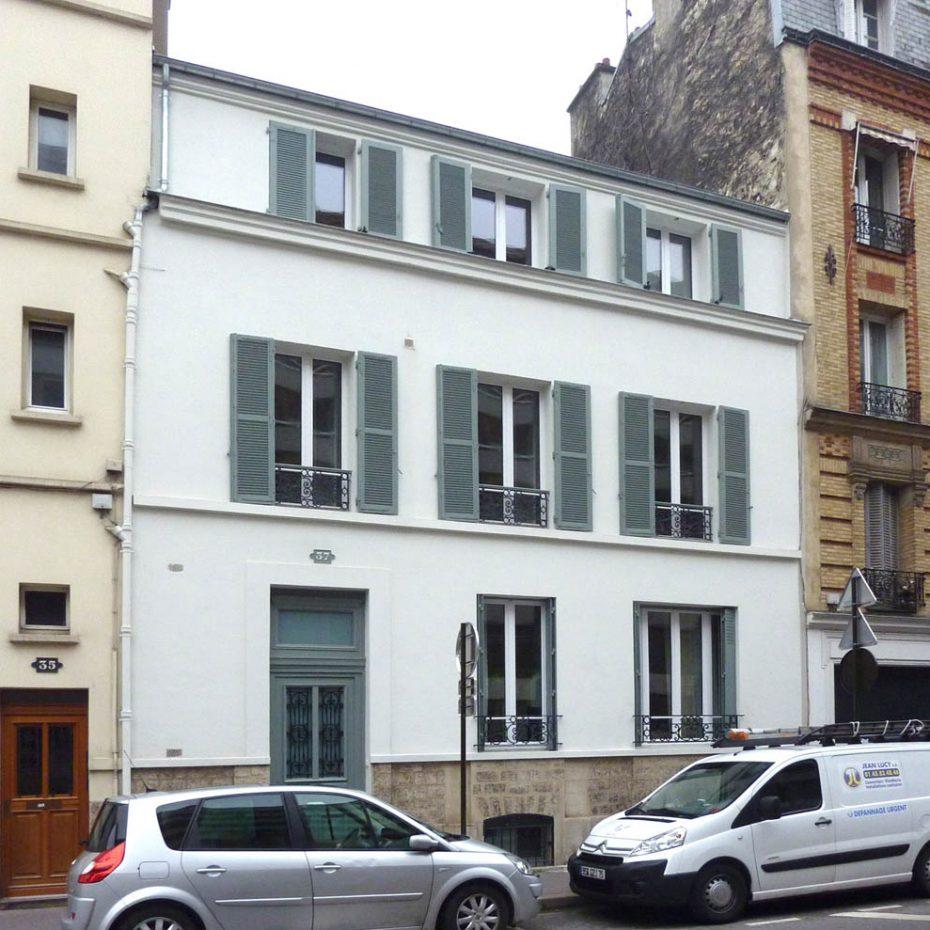 Boulogne-Surelevation