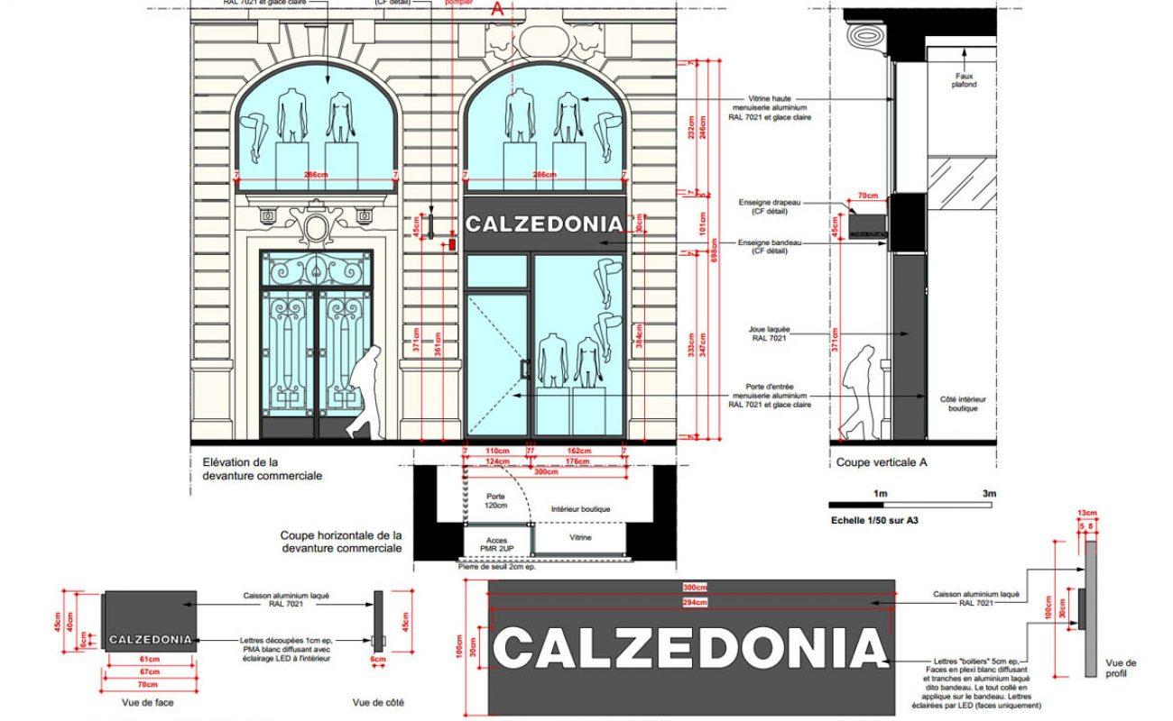 Calzedonia-Elevation-Architecte