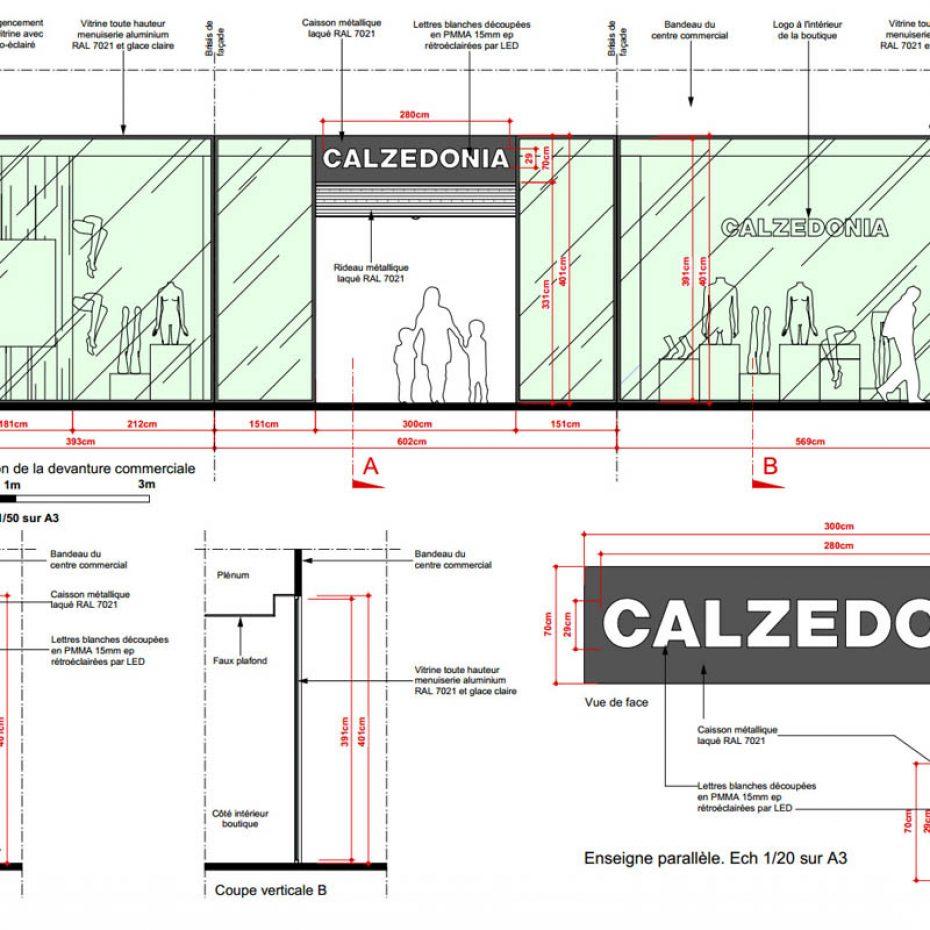 Calzedonia-Elevation-Vitrine