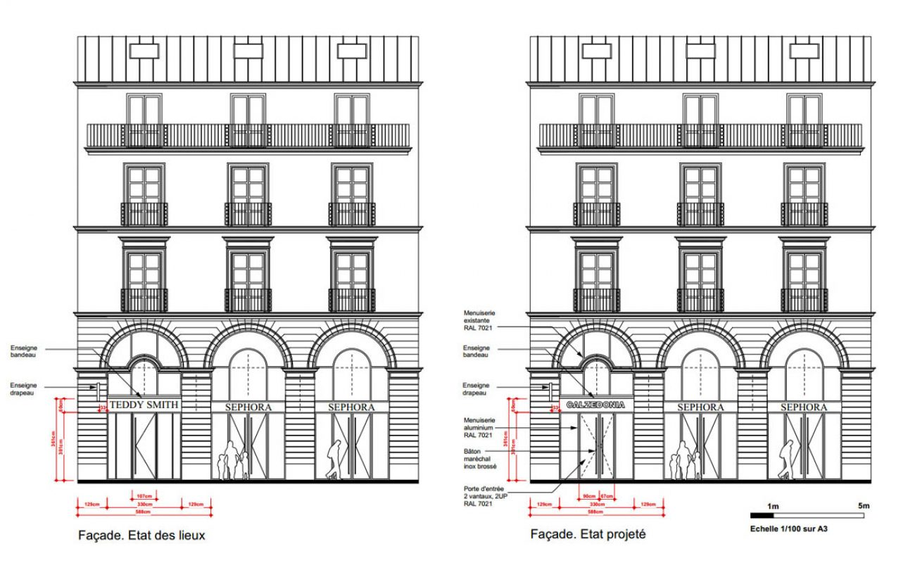 Calzedonia-Nantes-Elevation-Architecte