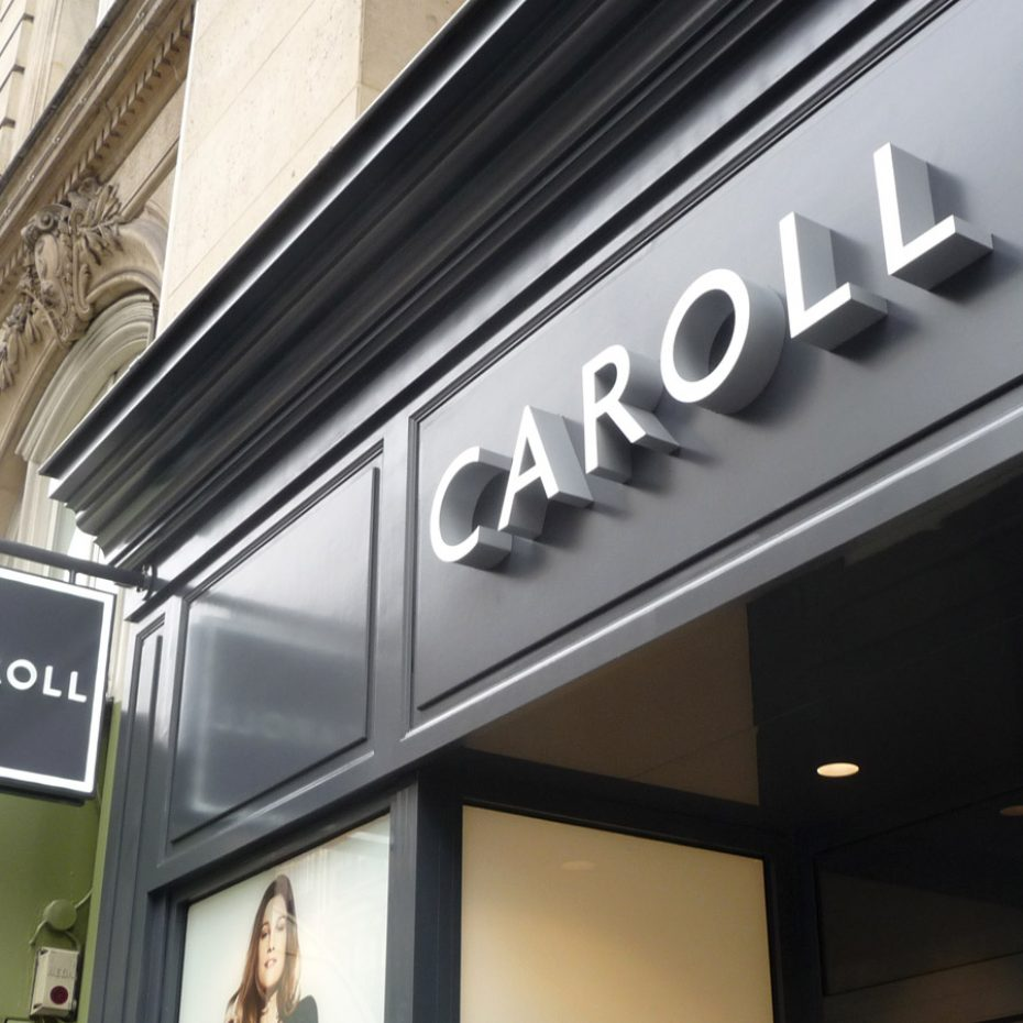 Caroll-Enseignes