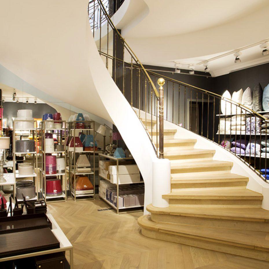 Madura-Escalier