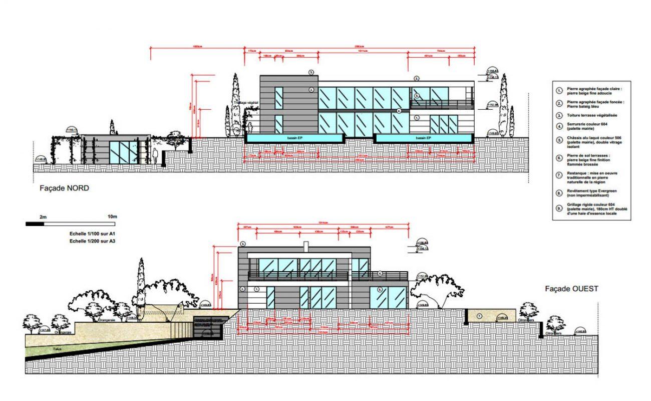 Vallauris-Elevation-Architecte