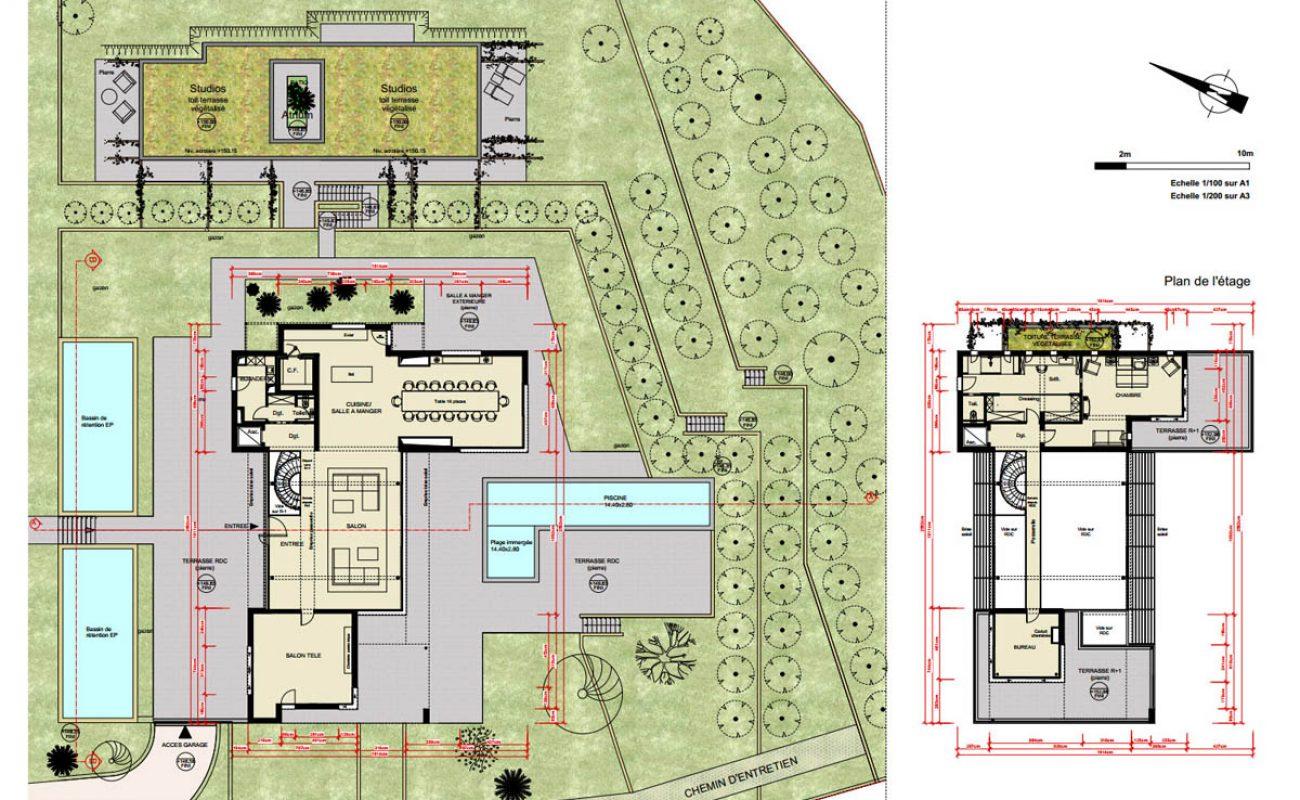 Vallauris-Plan-Architecte